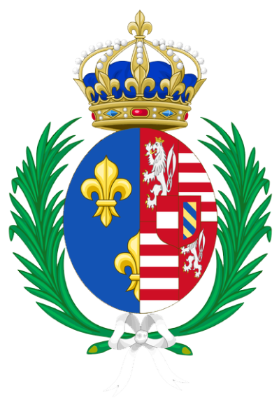 File:CoA of Elizabeth of Austria (queen of France).png - Wikipedia