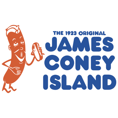 James Coney Island Logo PNG Transparent & SVG Vector - Freebie Supply