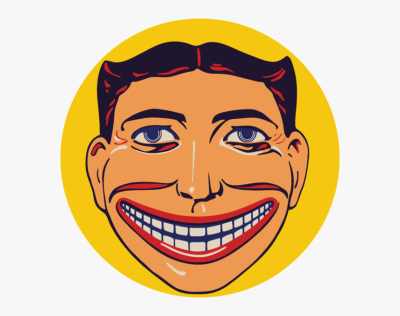 Coney Island Cartoon Clip Art From - Coney Island Sideshow Face ...