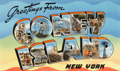 Coney Island on My Mind: A Brief History of Brooklyn's Waterfront ...