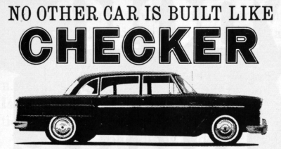 Taxi Madness! 8 Classic Checker Ads | The Daily Drive | Consumer ...