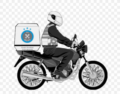 Motorcycle Courier Motorcycle Taxi Vehicle Sindimoto, PNG ...