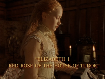 The Royal Diaries: Elizabeth I - Red Rose of the House of Tudor ...