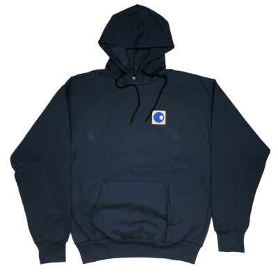 CLEARANCE! Local 798 Carhartt Navy Blue Jacket with Hood - Local 798