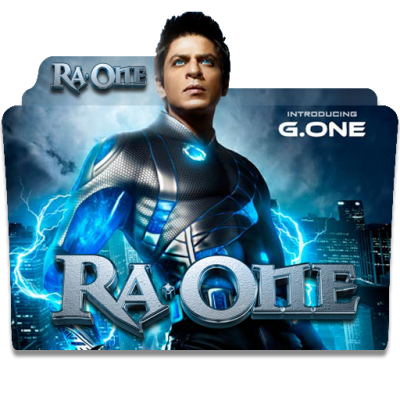 Ra.One 2011 (Folder Icon) by Gotzeuski on DeviantArt