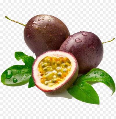 fruit de la passion - scientific name of passion fruit PNG image ...