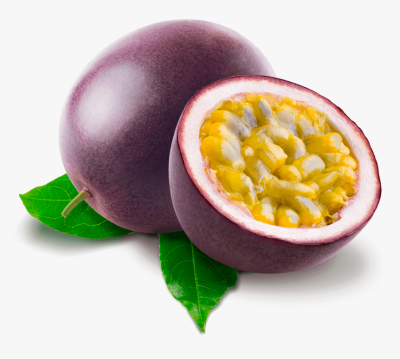 Passion Fruit Png - Grapefruit And Passion Fruit, Transparent Png ...