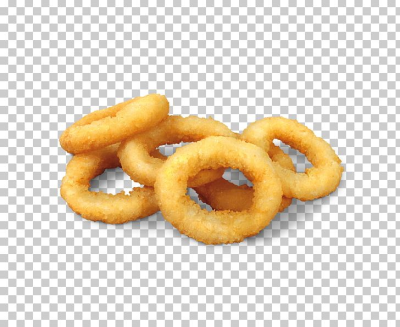 Onion Ring Squid Roast Fast Food Squid As Food French Fries PNG ...