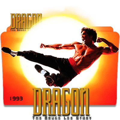Dragon The Bruce Lee Story Folder by Basileu on DeviantArt
