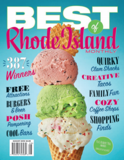 RHODE ISLAND MONTHLY – City and Regional Magazine Association