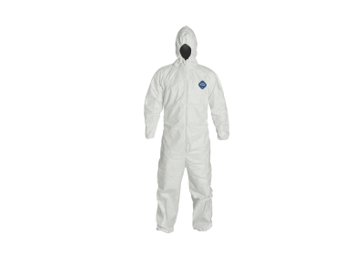 XXL Dupont Proshield 50 Tyvek Suit With Hood – Commodore Coatings™