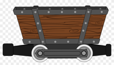 Wagon Png Image With Transparent Background - Mine Cart, Png ...