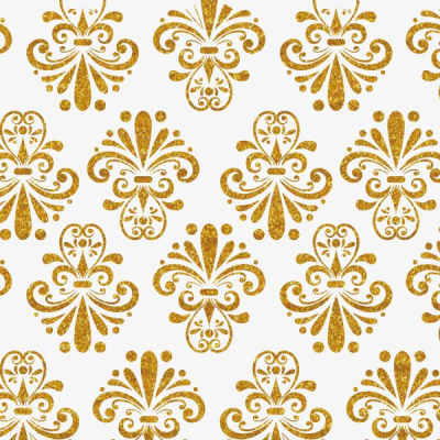 Gold Pattern Background, Background, Wallpaper Design, Frame PNG ...