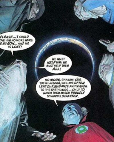 Quintessence (Earth-22) | DC Database | Fandom