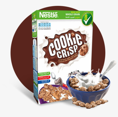 Nestlé® Cookie Crisp® Chocolate Chip Breakfast Cereal - Cereal ...