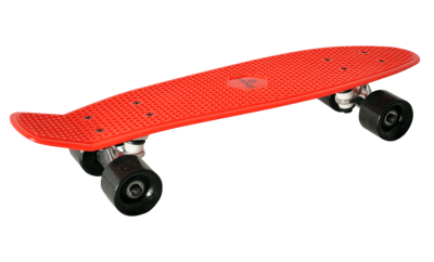Red Skateboard transparent image ~ Free Png Images