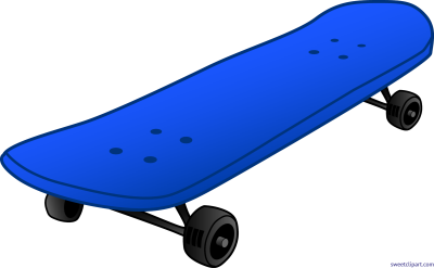 Skateboard Illustration Transparent & PNG Clipart Free Download - YAWD