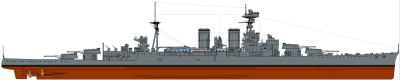 File:HMS Hood (1921) profile drawing.png - Wikimedia Commons