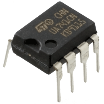 Tandy - 741 Operational Amplifier