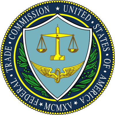 US Federal Trade Commission Logo PNG Transparent & SVG Vector ...