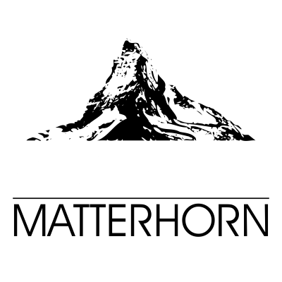 Zermatt Matterhorn Logo PNG Transparent & SVG Vector - Freebie Supply