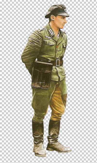 Military Uniform Soldier Second World War Infantry Germany PNG ...
