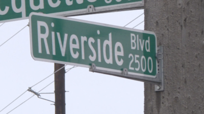 Deferred: Riverside Boulevard to be turned into a 3 lane roadway ...