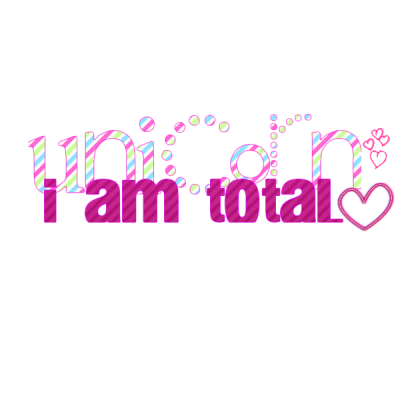 Texto png I am total unicorn by DanyEditions on DeviantArt