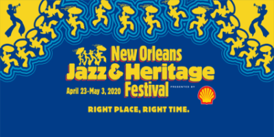 New Orleans Jazz & Heritage Festival Announces 2020 Lineup
