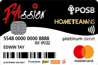 Apply for HomeTeamNS-PAssion-POSB Debit Card