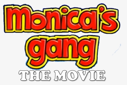 Clip Art Monicas Gangs - Monica's Gang Logo Png, Transparent Png ...