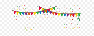 Party Confetti Png Download Image - Confetti Flag Party Png ...