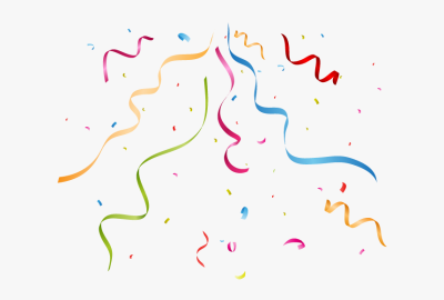 Confetti Party Popper Carnival, HD Png Download , Transparent Png ...