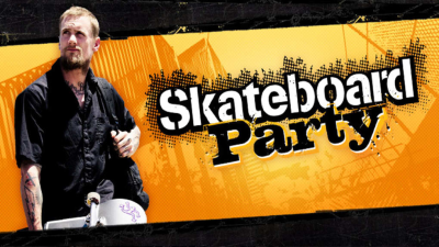 Mike V: Skateboard Party HD Lite for iPhone - Download