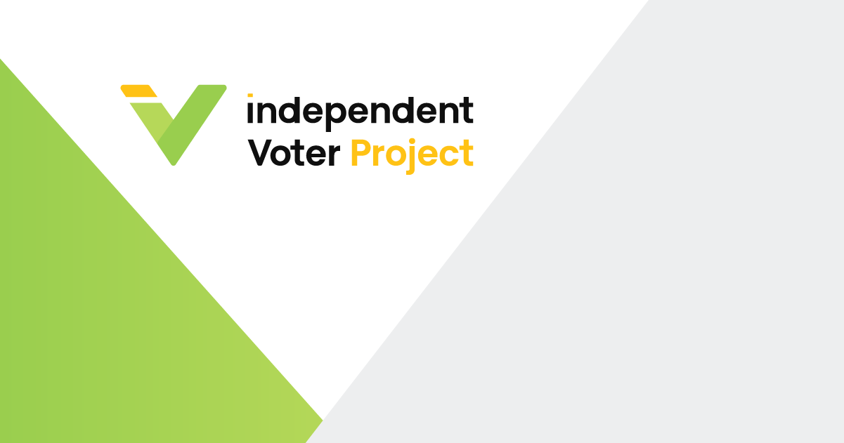Independent Voter Project | Engaging & Defending Nonpartisan Voters