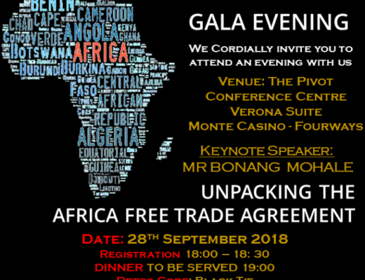 NOTE: Randburg Chamber of Commerce and Industry Gala Evening fully ...