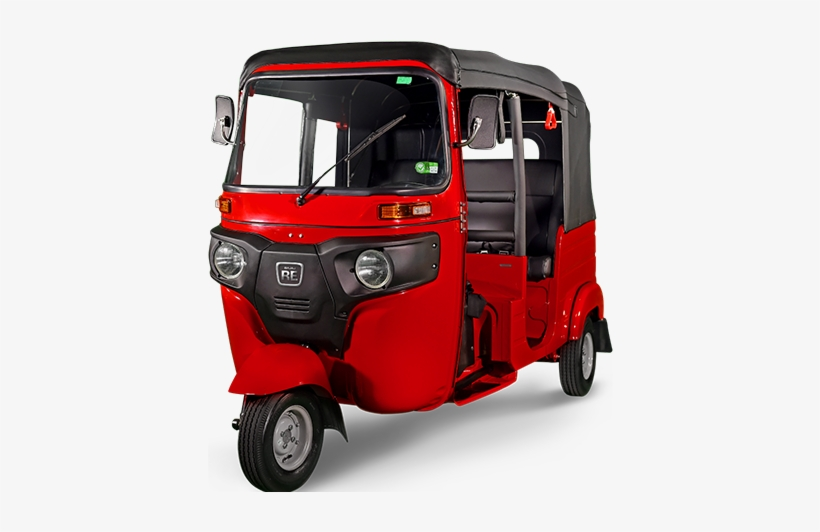Bajaj Re - Bajaj Three Wheeler Transparent PNG - 870x453 - Free ...