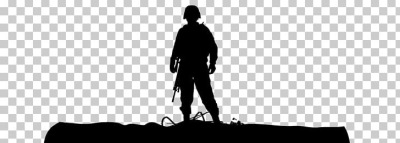 Soldier Killed In Action Shadow Wounded In Action PNG, Clipart ...