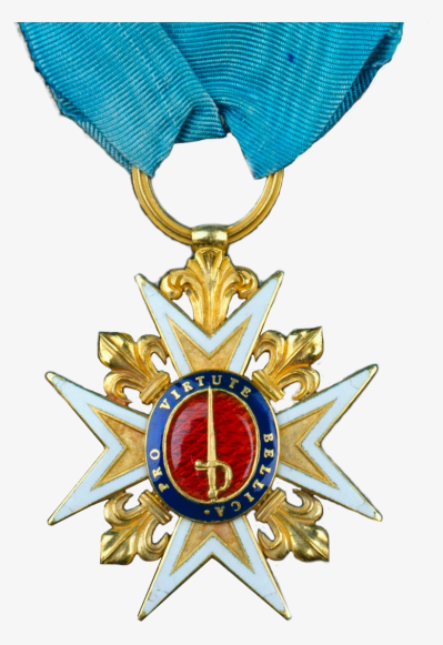 Medal Of The Order Of Military Merit Awarded To Scottish - Badge ...