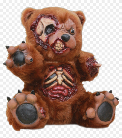 Bad Teddy Bear Png Bad Baby Bear Clipart (#1872933) - PikPng