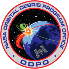 File:NASA Orbital Debris Program Office logo.png - Wikimedia Commons