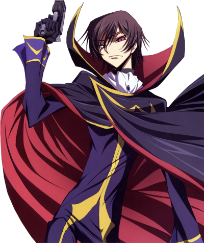 Download Sticker Lelouch Code Geass Britannia Kikoojap Japon ...