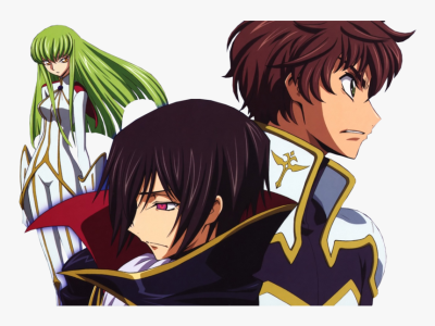 Code Geass Png - Code Geass Lelouch Of The Rebellion Png ...