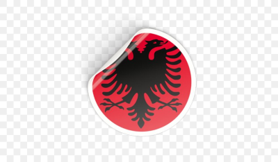 Flag Of Albania Albanian Declaration Of Independence, PNG ...
