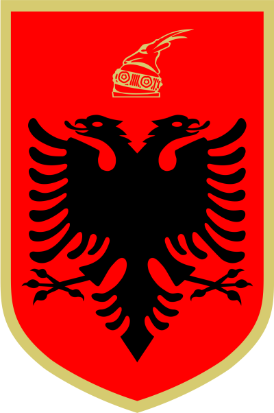 Coat of arms of Albania - Wikipedia