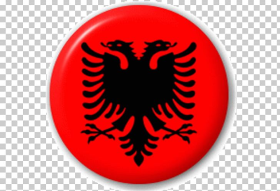 Flag Of Albania National Flag Albanian PNG, Clipart, Albania ...
