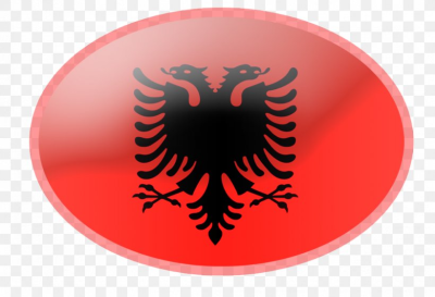 Flag Of Albania National Anthem Of Albania Albanian, PNG ...
