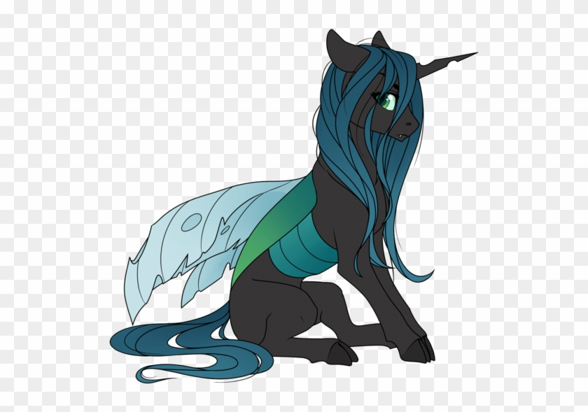 Honiibree, Changeling, Cloven Hooves, Fangs, Female ...