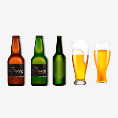 Craft Beer Advertising Elements, Beer, Brewing, Alcohol PNG and ...