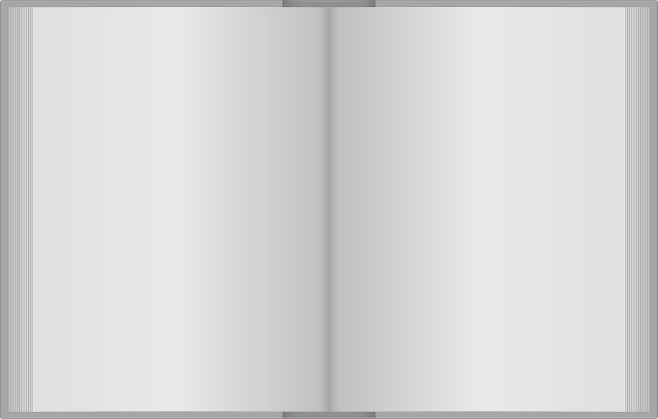 Book Open An Empty - Free vector graphic on Pixabay
